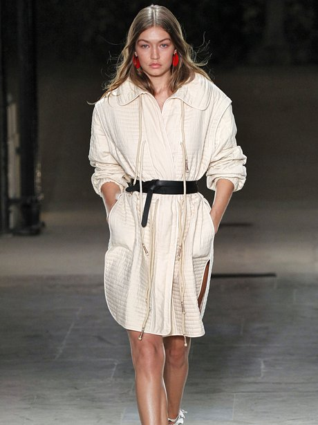 Fashion Moments 1st October Gigi Hadid