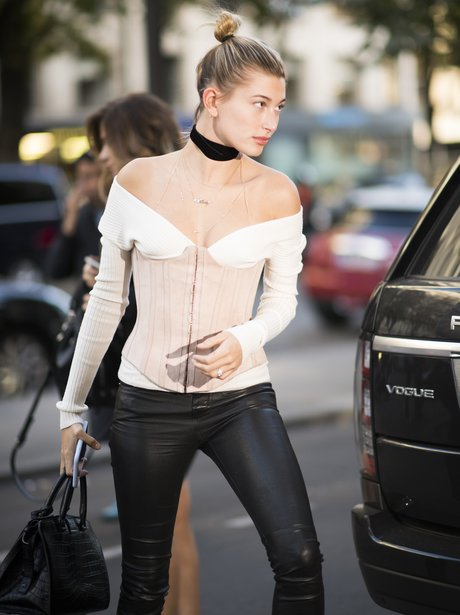 Fashion Moments 1st October Hailey Baldwin