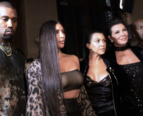 Fashion Moments 1st October Kardashian Squad