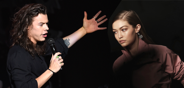 What Gigi Hadid Just Threw All The Shade At Harry Styles And His