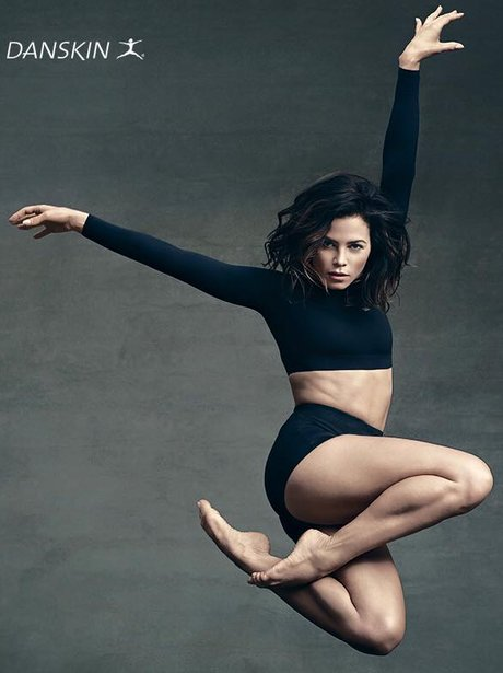 Jenna Dewan-Tatum is the face of Danskin