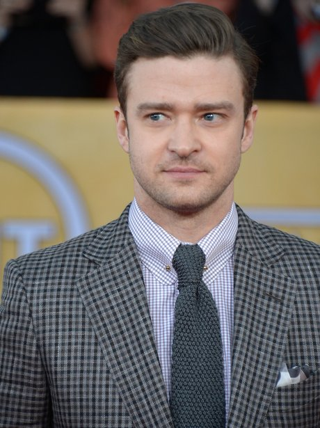 Justin Timberlake Hair Transformation