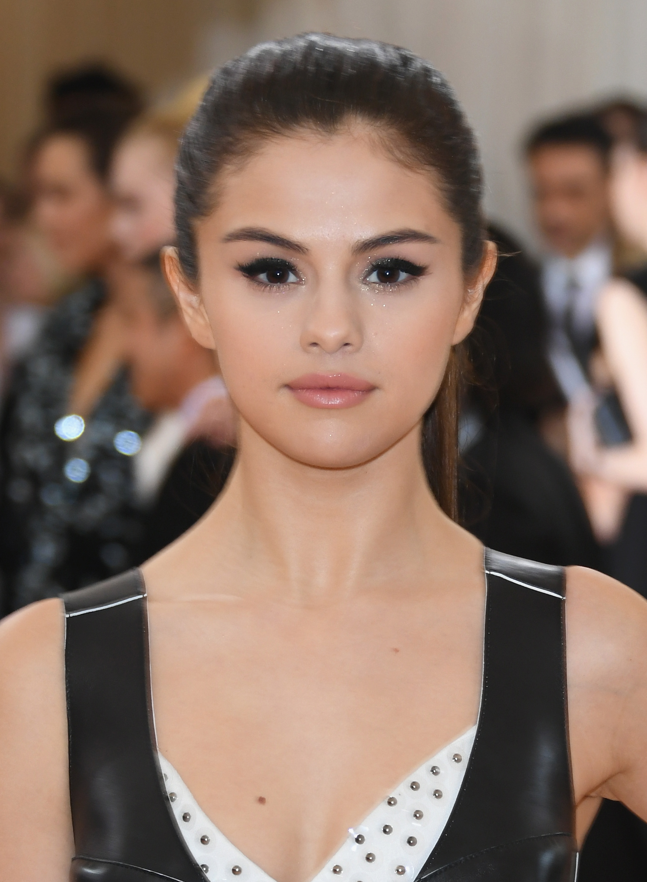 Selena Gomez at the 'Manus x Machina: Fashion In A