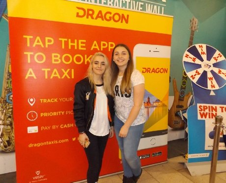 Student Lock-in @ Friars walk