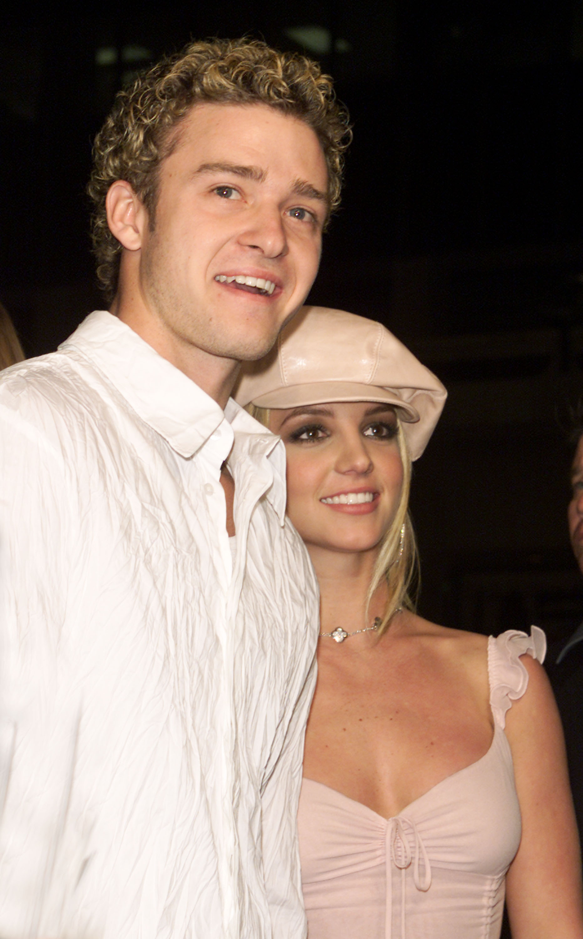 Britney Spears & Justin Timberlake at the Crossroa
