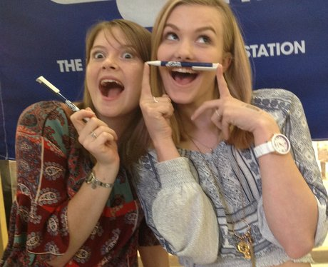 Capital Street Stars at WestQuay Student Sessions