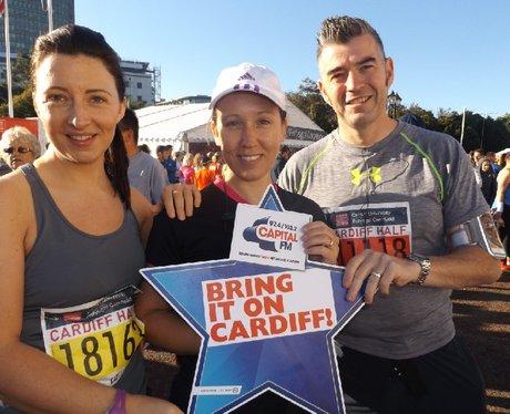 Cardiff Half Marathon 2016