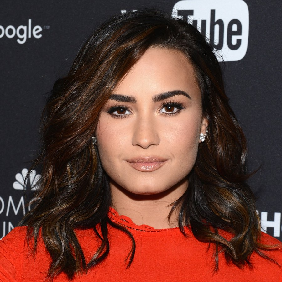 Demi Lovato 2016 Global Citizen Festival In Central Park To End Extreme Poverty By 2030