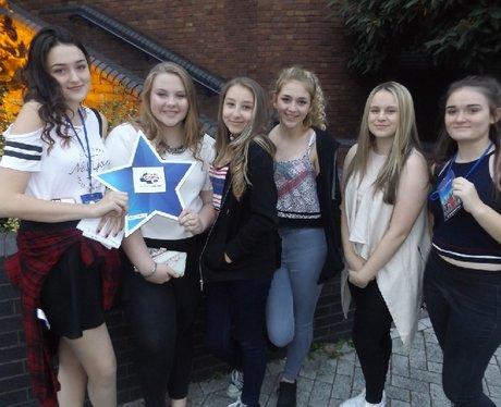 Fifth Harmony In Cardiff 2016.