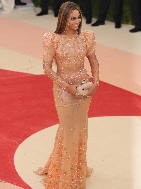 Beyonce The Met Gala 2016