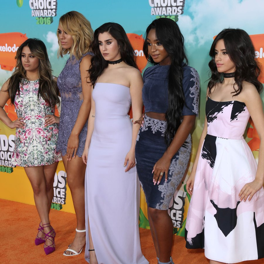 Fifth Harmony Nickelodeon's Kids' Choice Awards