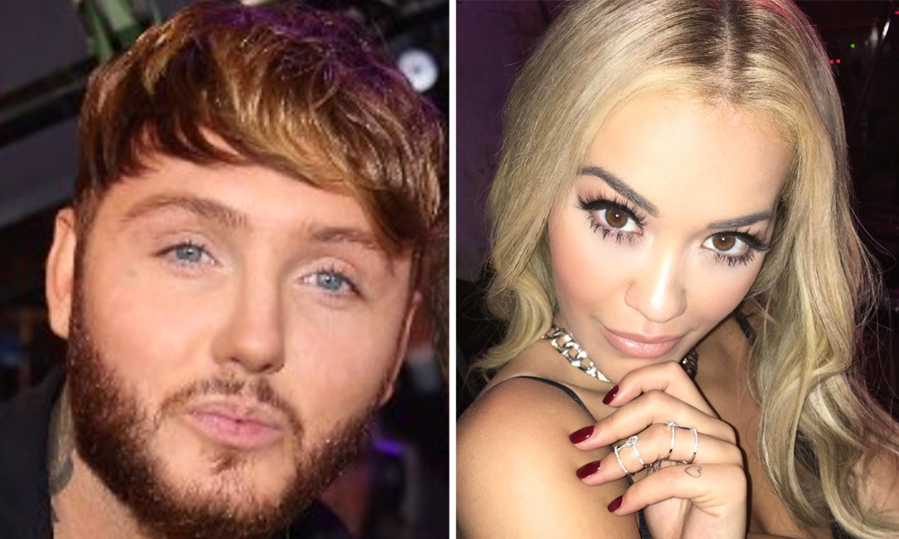 James Arthur & Rita Ora