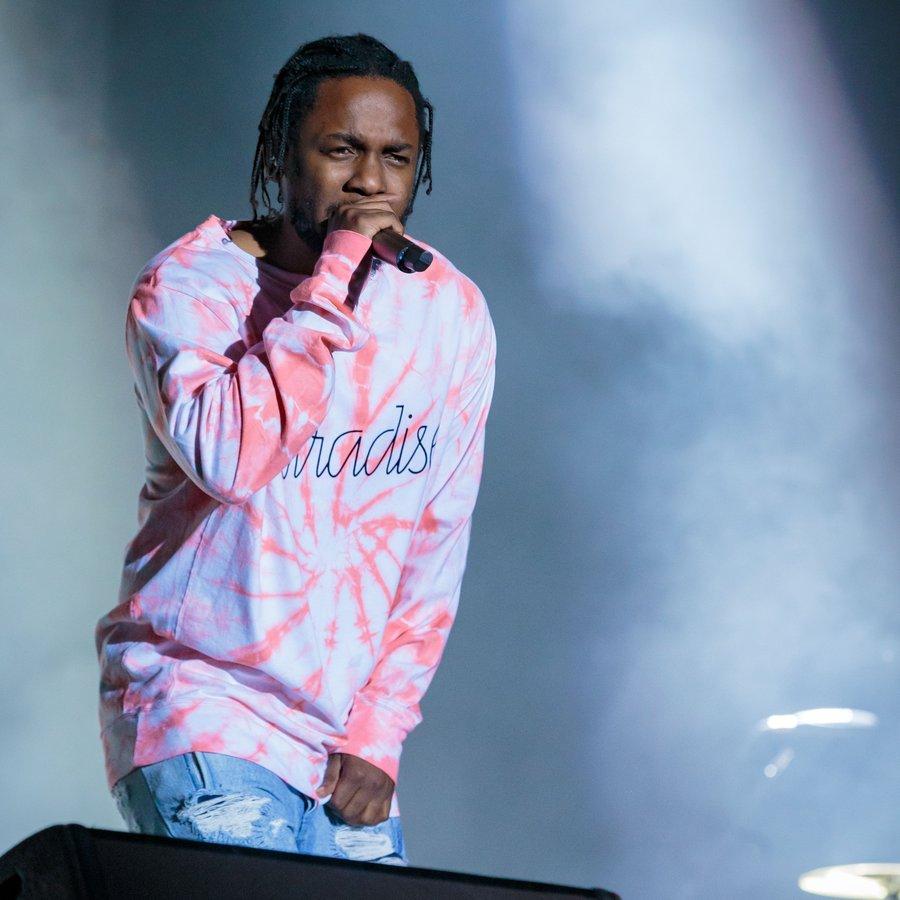 Kendrick Lamar 2016 Austin City Limits Music Festival