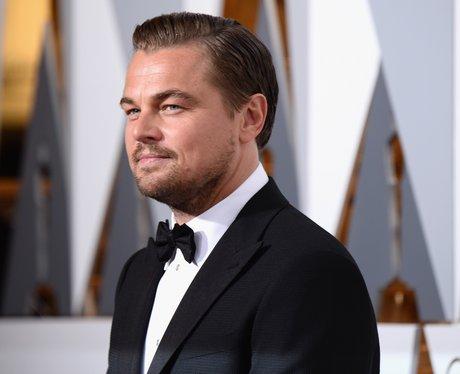 Leonardo DiCaprio The Oscars 2016