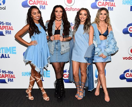 Little Mix Summertime Ball 2016