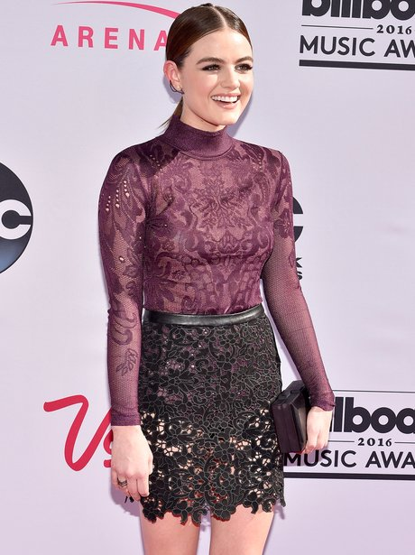 Lucy Hale Billboard Awards 2016