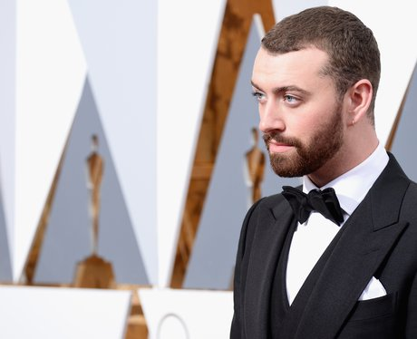 Sam Smith The Oscars 2016