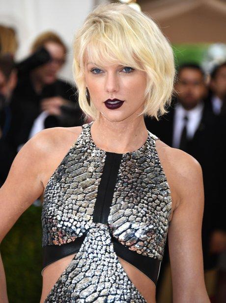 Taylor Swift The Met Gala 2016