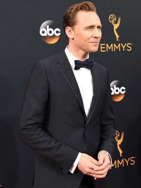 Tom Hiddleston Emmy's 2016