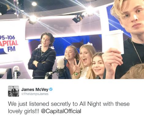 Tweets of the Week - 14 October 2016 - James McVey