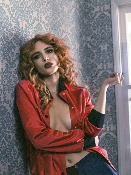 Bella Thorne poses for Playboy Magazine