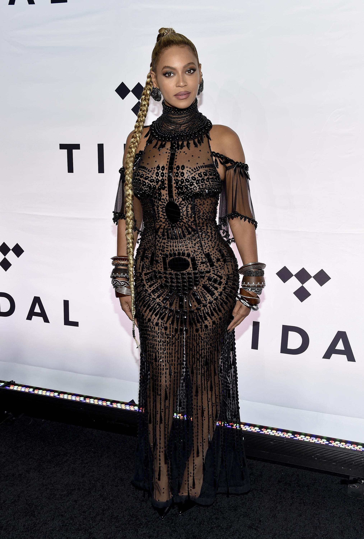 Beyoncé TIDAL X:1015