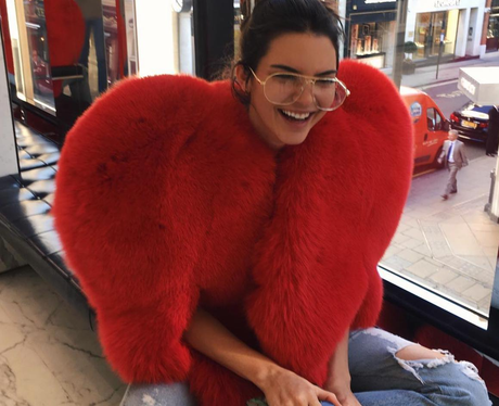 Craziest Outfits 2016 Kendall Jenner