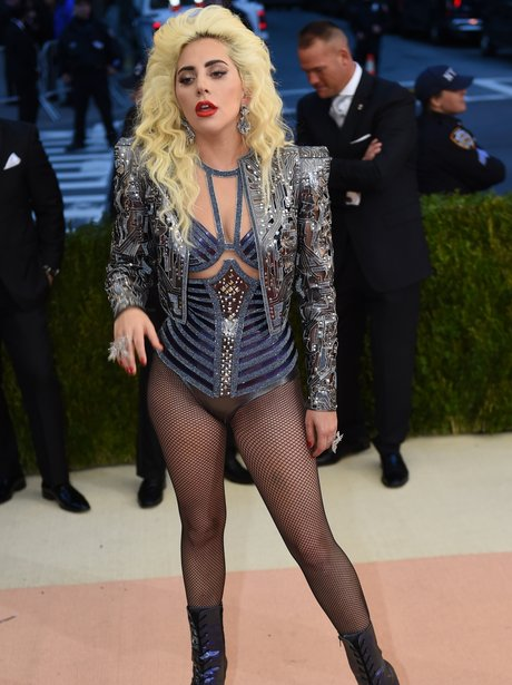 Craziest Outfits 2016 Lady Gaga