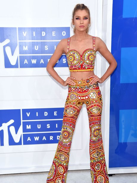 Craziest Outfits 2016 Stella Maxwell