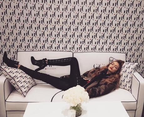 Fashion Moments 21st Oct Gigi Hadid