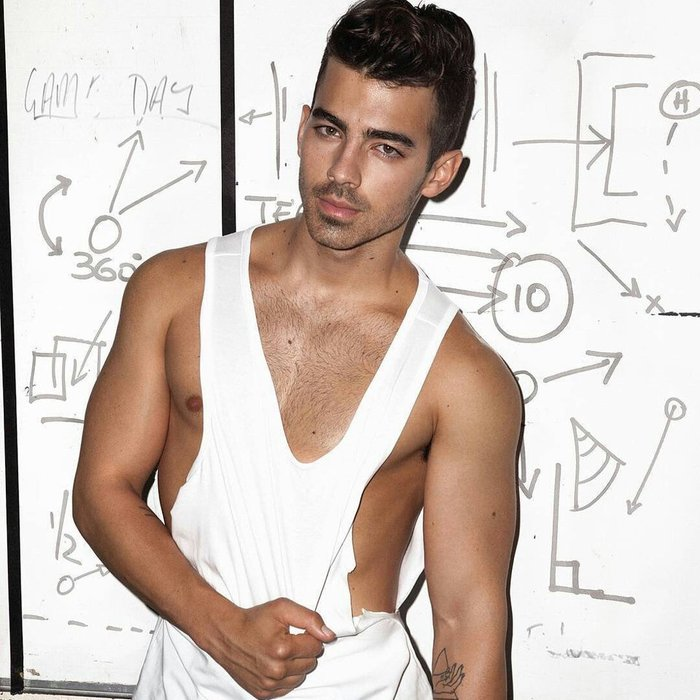 joe jonas notion shoot