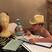 Image 2: Lady Gaga writes songs shirtless