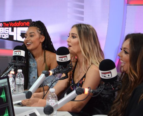 Little Mix no.1 single
