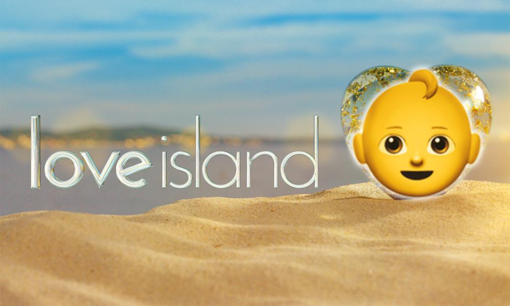 Love Island Baby Asset