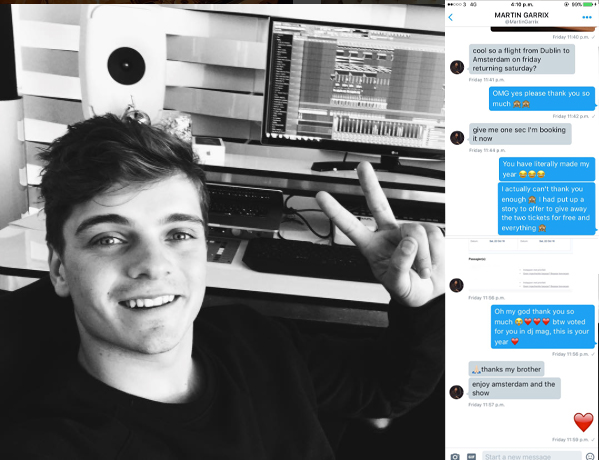 Martin garrix nice things