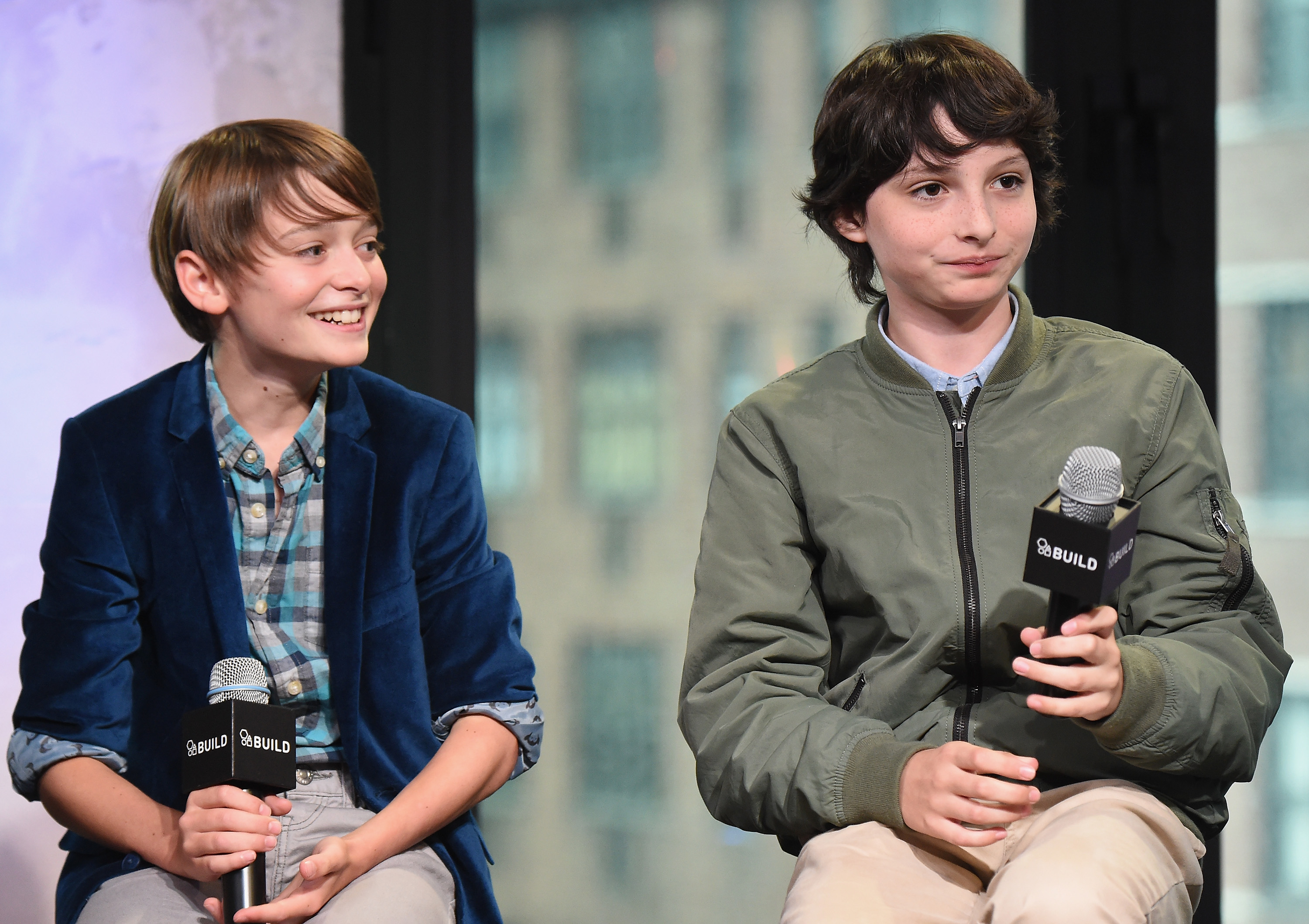 Will & Mike from Stranger Things