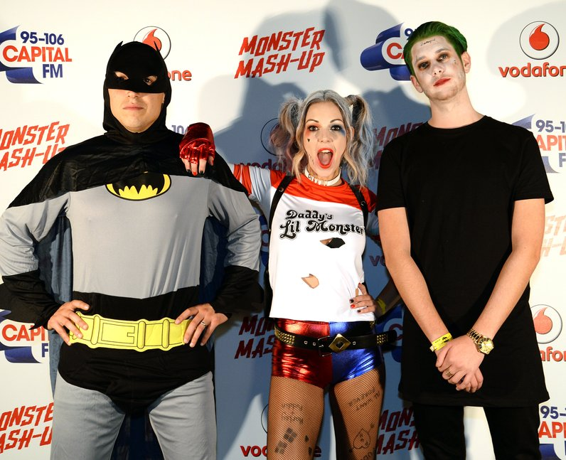 Adam, Gemma & Dylan Monster Mash-Up 2016