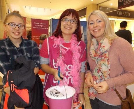 Breast Cancer Care Cymru @ St Davids