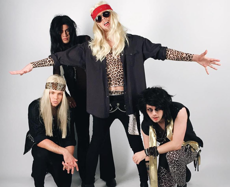 Celebs Who Go All Out For Halloween 5SOS
