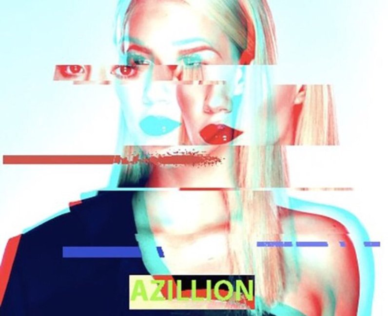 Iggy Azalea - Digital Distortion album cover