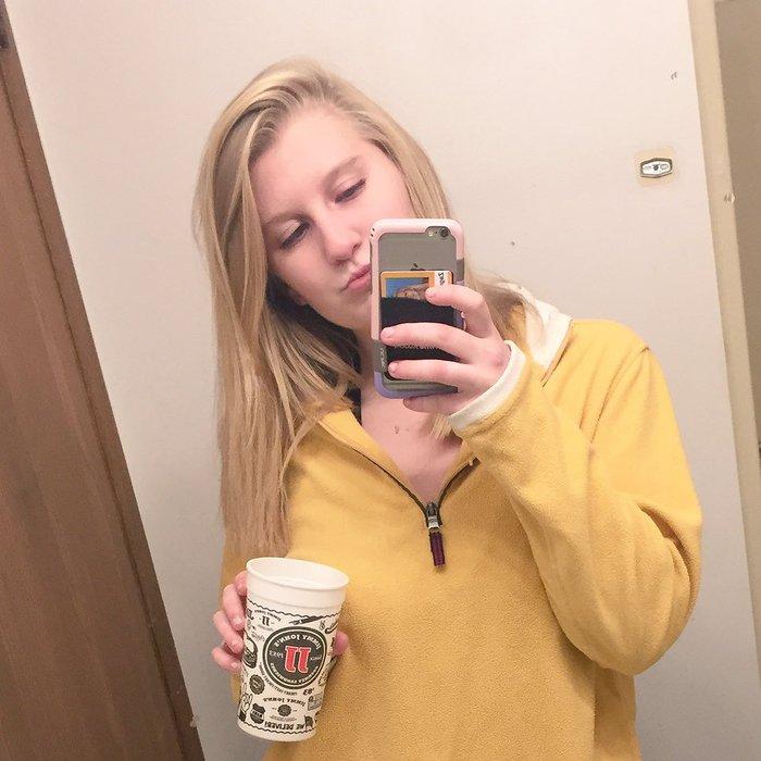 Tinder bathroom match