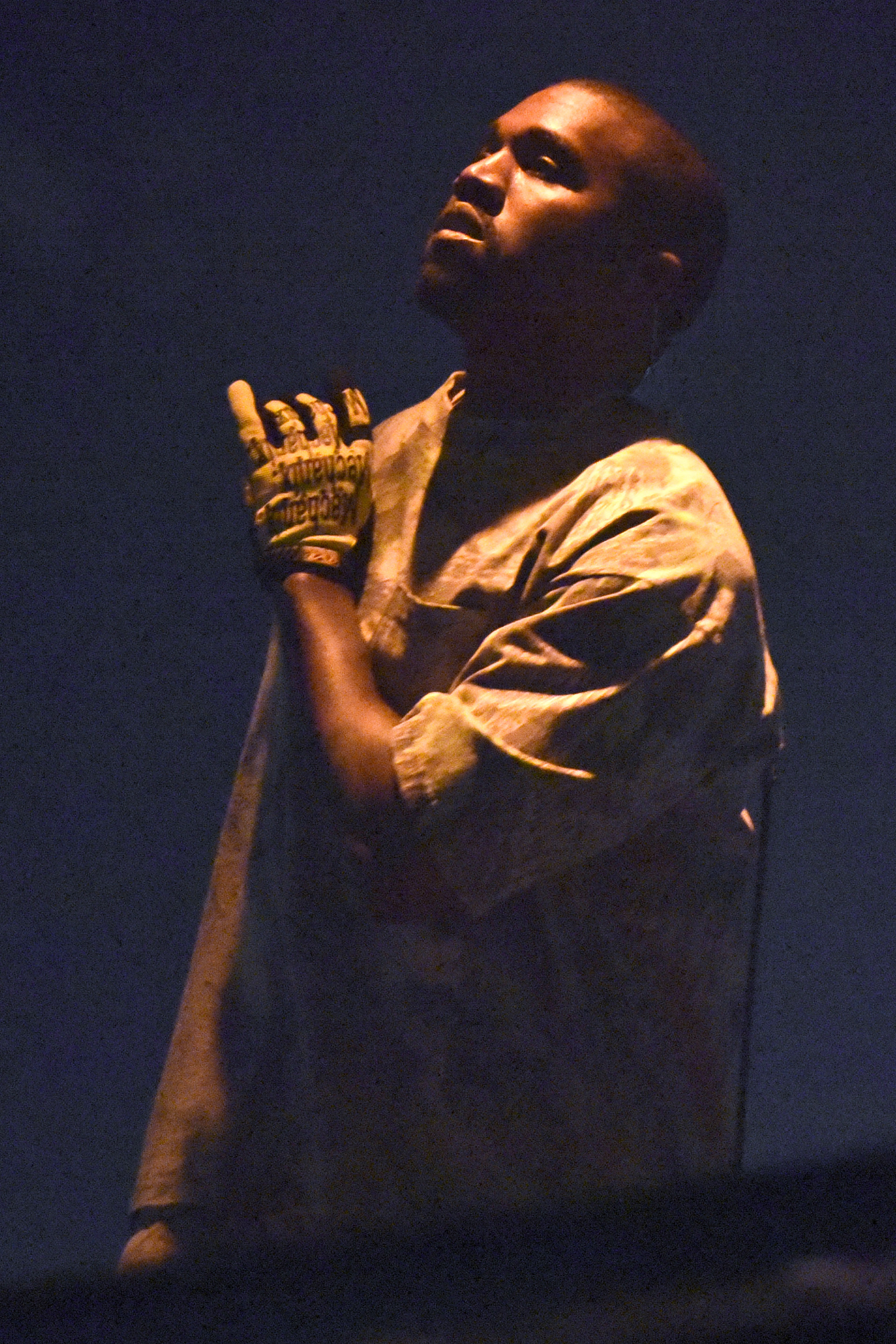 Kanye West in Chicago