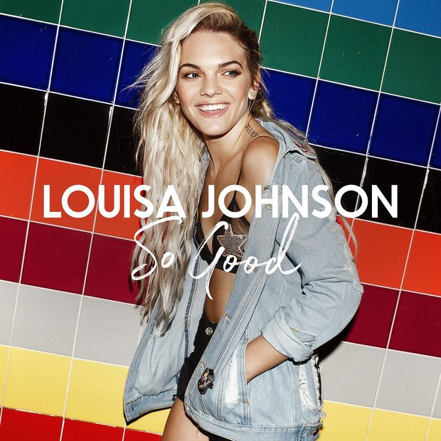 Louisa Johnson so good