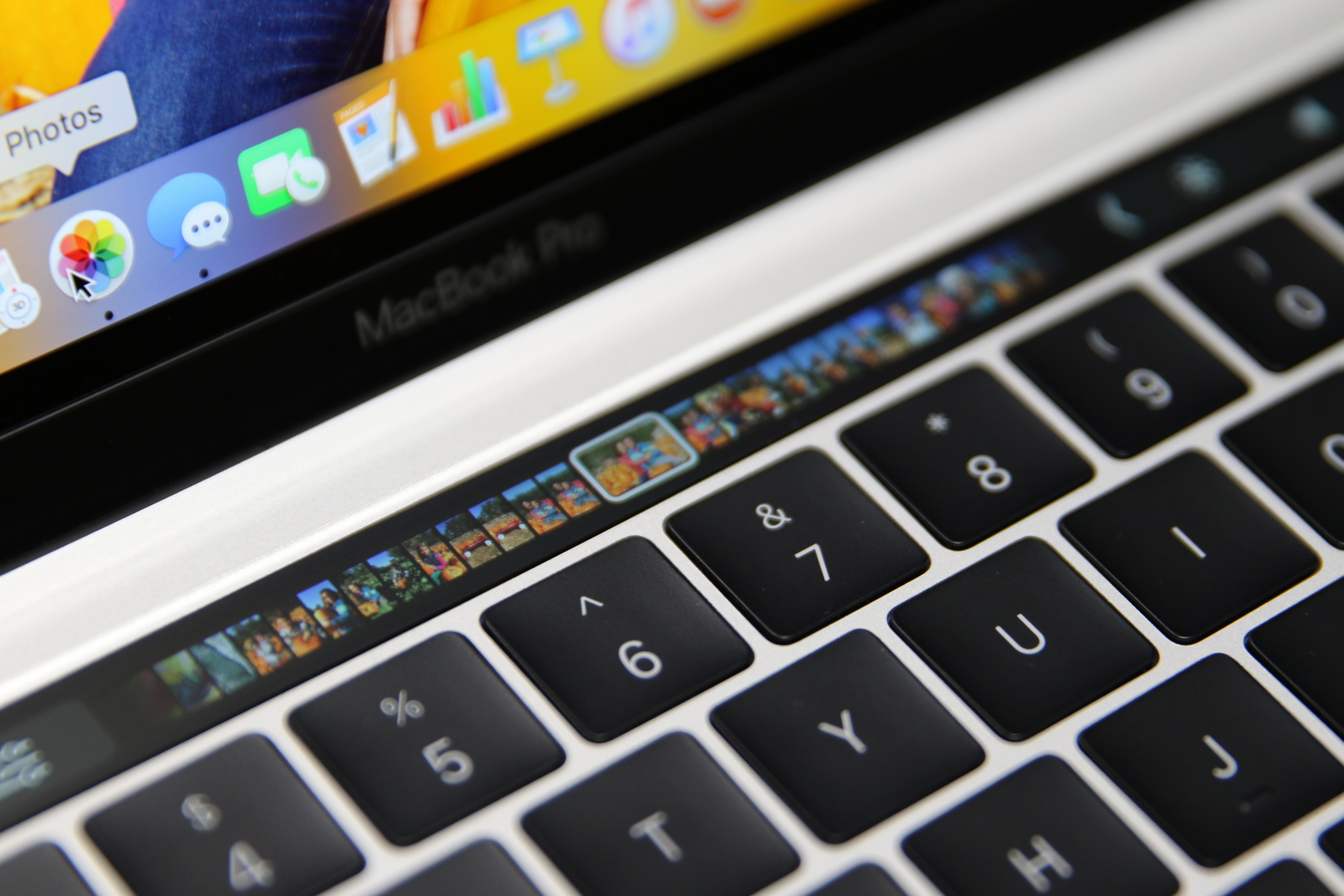 Macbook Pro 2016 Touch Bar