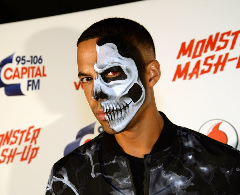 Marvin Humes Monster Mash-Up 2016