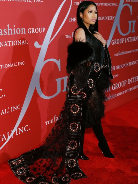 Nicki Minaj at FGI Night Of Stars