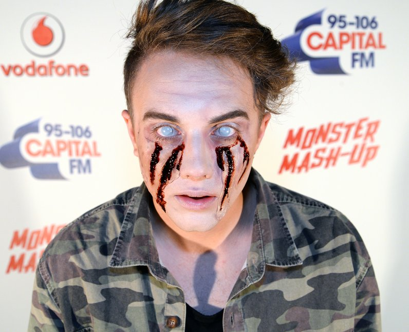 Roman Kemp Monster Mash-Up 2016