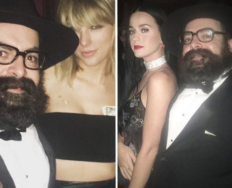 Taylor Swift and Katy Perry both party at Drake's