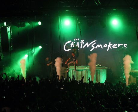 The Chainsmokers Monster Mash Up Liverpool