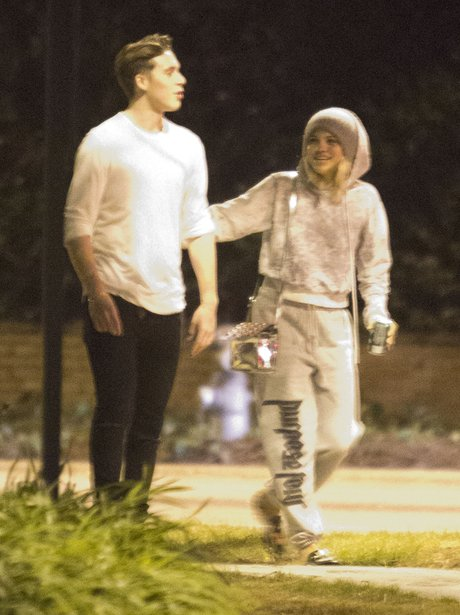 Brooklyn Beckham spotted out and about with Sofia